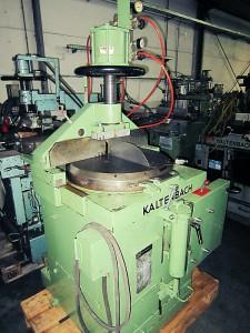 Kaltkreissäge in Metallverarbeitung