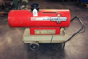 ARCO THERM Lufterhitzer im Lagerhalle