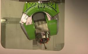 Portalfräsmaschine Zimmermann FZ 100