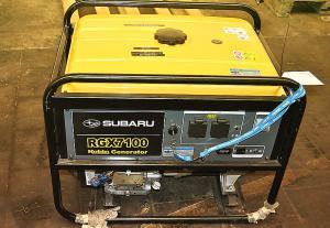 Stromerzeuger in Werkstatt