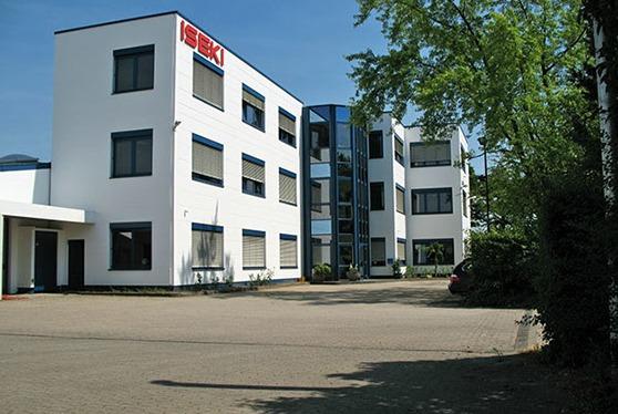 Iseki-Verwaltungsgebäude