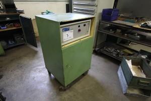 Generator in Betrieb