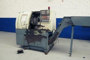 CNC Drehmaschine gebraucht