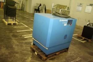 gebrauchter BOGE Schraubenkompressor