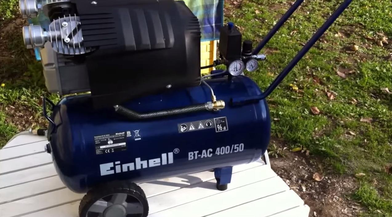 Kompressor Einhell BT-AC 400 50