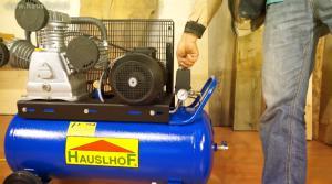 Industrie Druckluft Kompressor