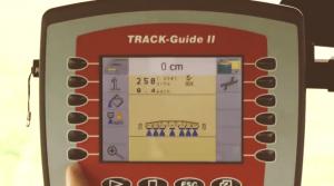 Bordcomputer vom Traktor