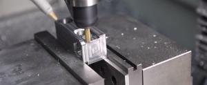 kleine CNC Fräse