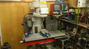 Hobby CNC Fräse