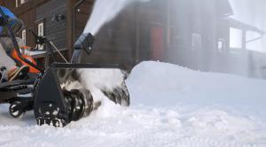 Husqvarna Schneefräse