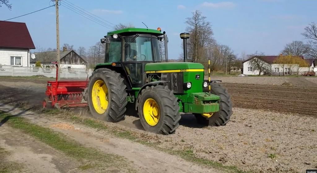john deere 3650 traktor gebraucht kaufen. Black Bedroom Furniture Sets. Home Design Ideas