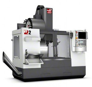 HAAS VF 2 machining center