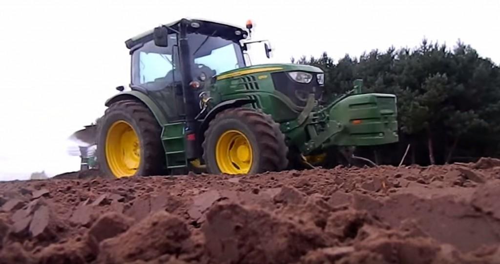 john deere 6115 r traktor gebraucht kaufen. Black Bedroom Furniture Sets. Home Design Ideas