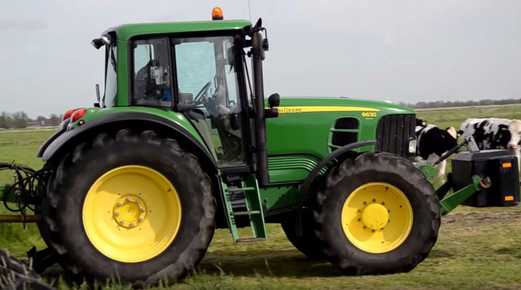 john deere 6630 traktor gebraucht kaufen. Black Bedroom Furniture Sets. Home Design Ideas