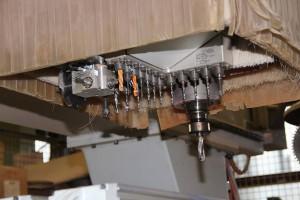 Almacén CNC herramientas