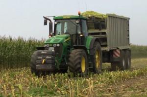 Remolque John Deere Tractor
