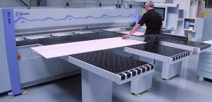 sierra de panel