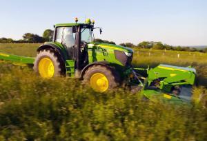 Tractor segunda mano