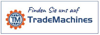 Finden Sie uns auf TradeMachines
